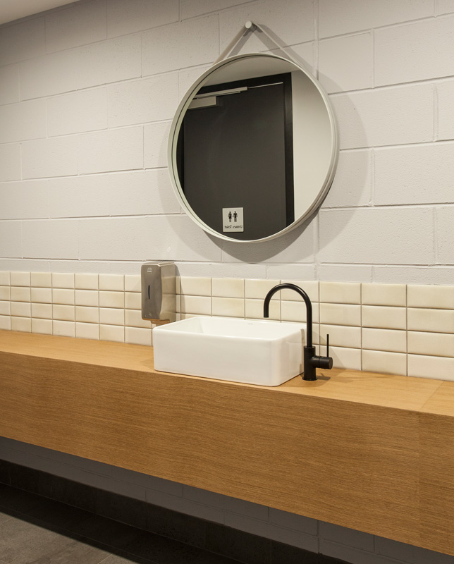 Macquarie Bank Bathroom Sydney Interior Projects