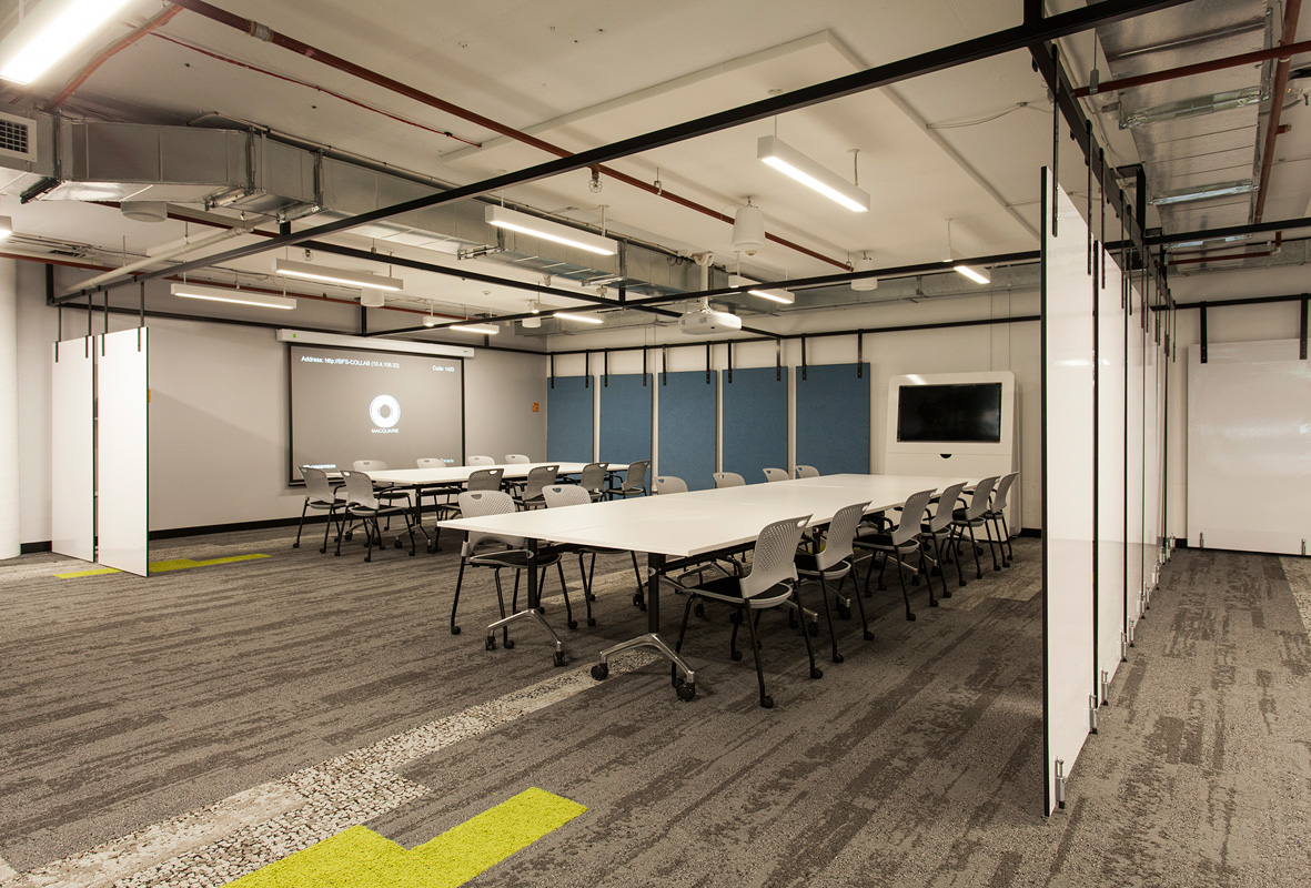 Macquarie Bank Partitions Sydney Interior Projects