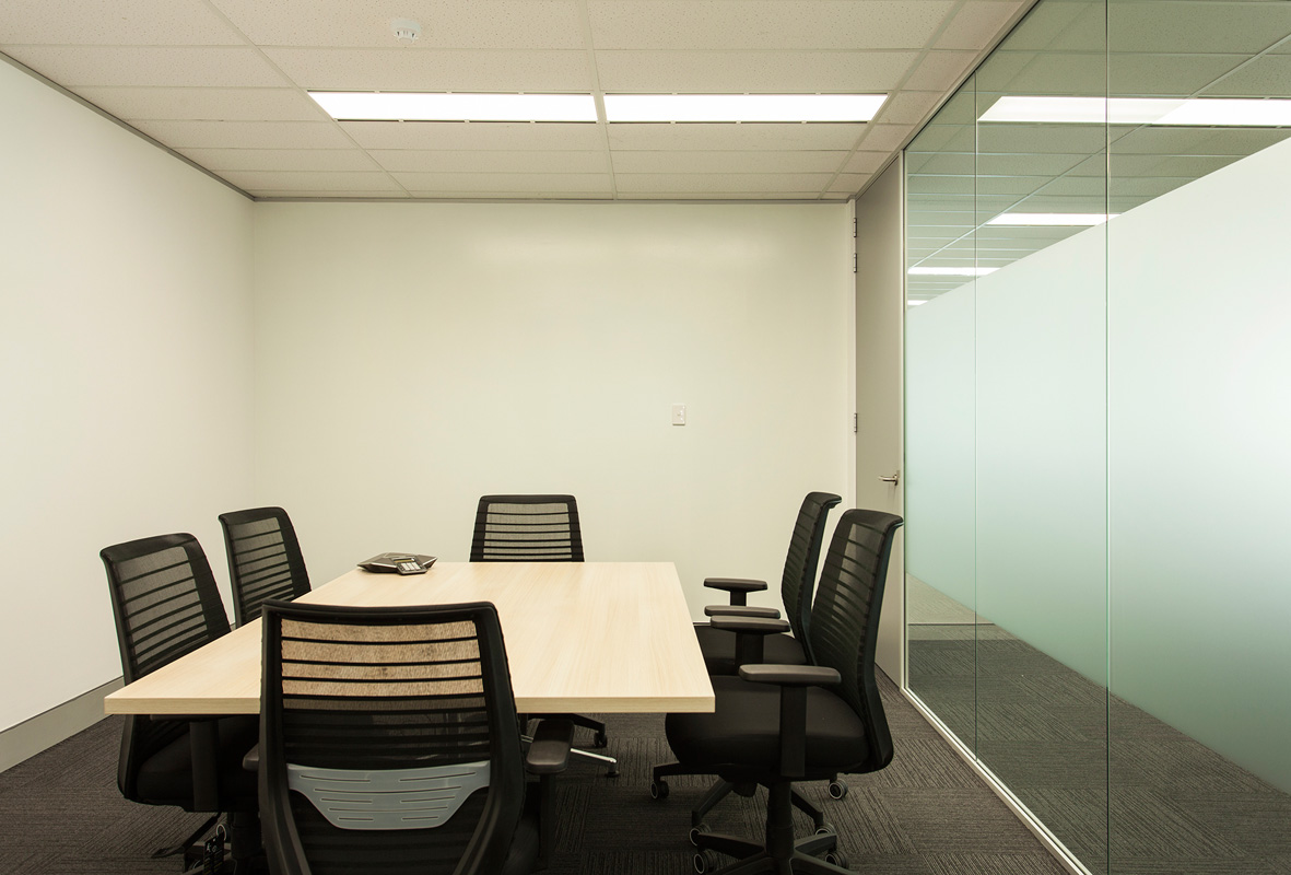 Ray White Commercial Boardroom Sydney Interior Projects
