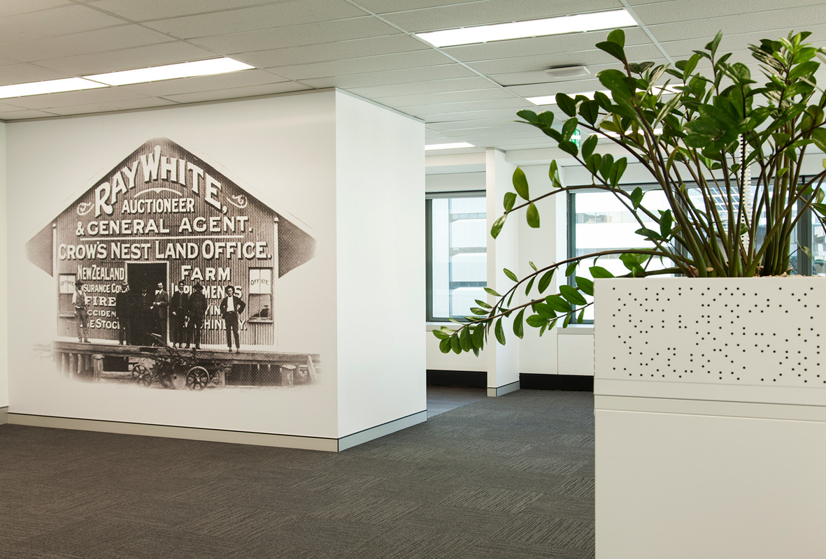 Ray White Commercial Halls Sydney Interior Projects