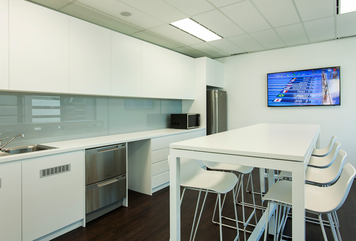 Ray White Commercial Kitchen Sydney Interior Projects