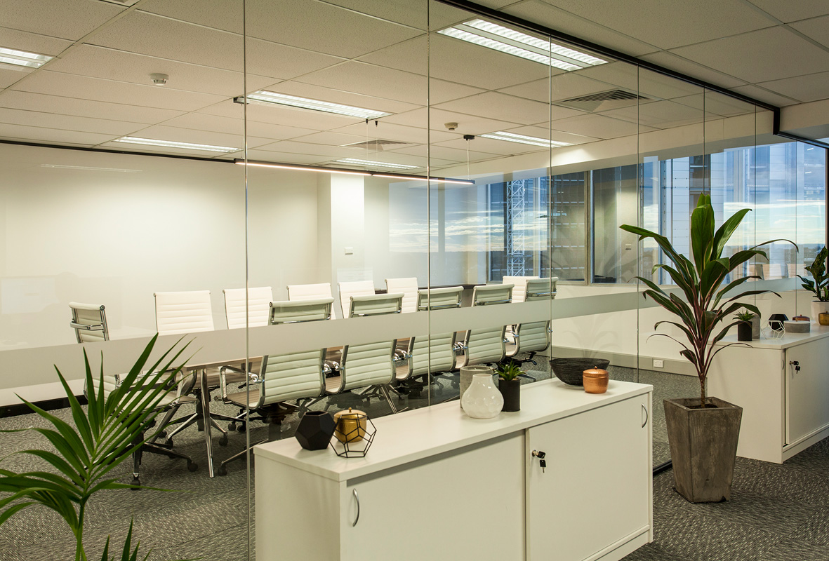 Wellman Strata Boardroom Sydney Interior Projects