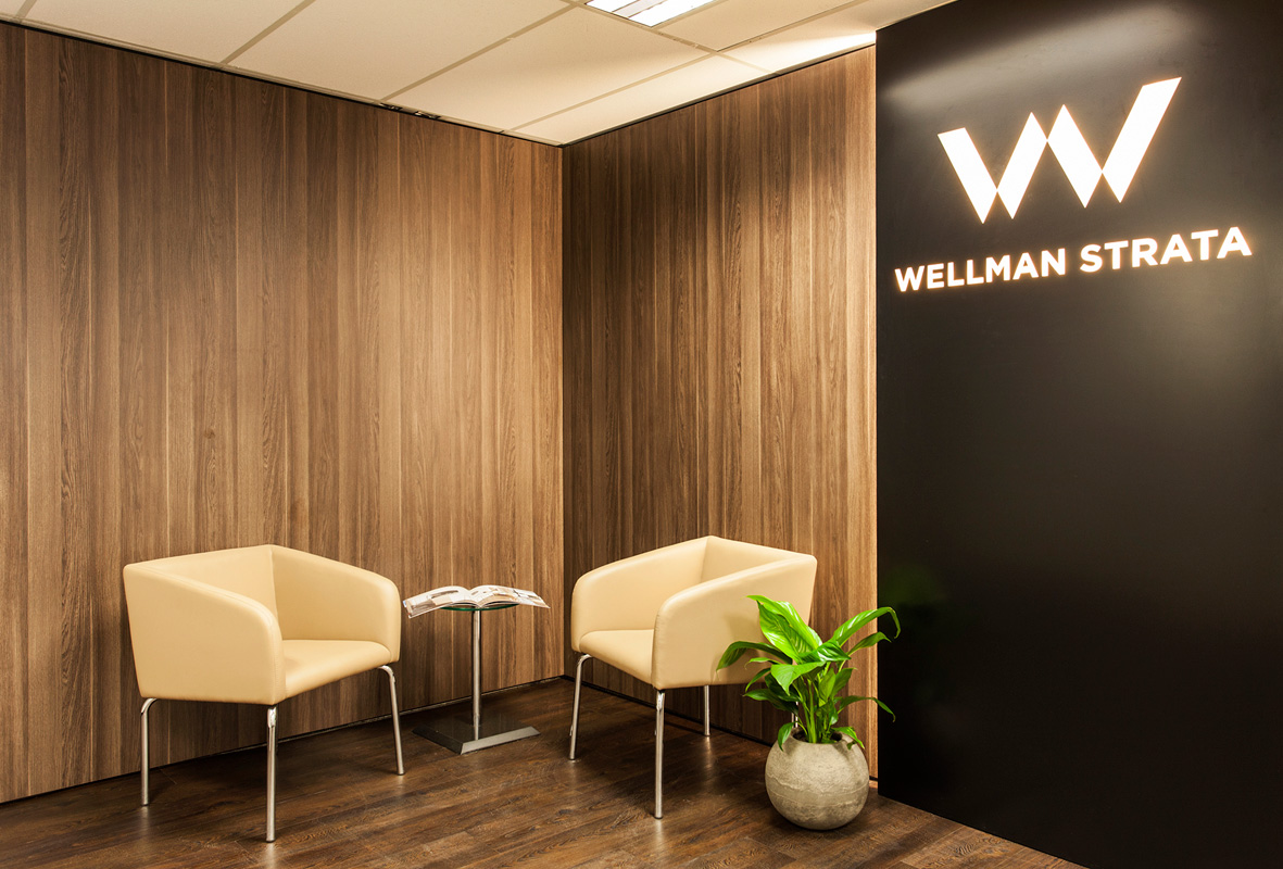 Wellman Strata Reception Sydney Interior Projects